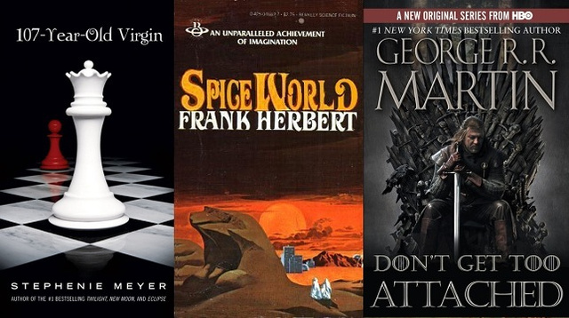 """Better Book Titles"" has been rocking the hell out of science fiction classics lately"