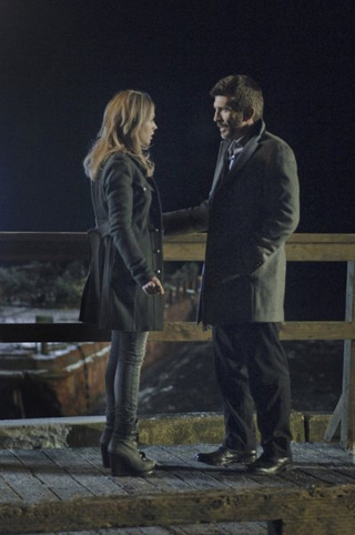 "The Secret Circle 1x15, ""The Return"" Pictures"