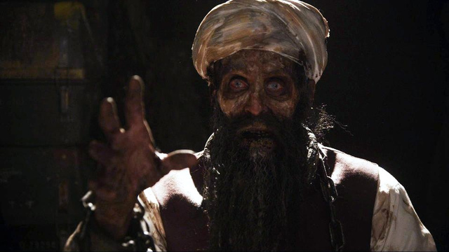 Bin Laden leads undead terrorists in the explosion-filled Osombie trailer