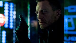 Scruffy Bond in Lastest Skyfall Still