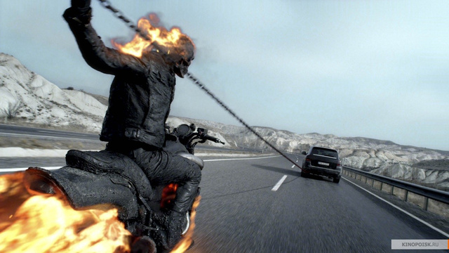 Ghost Rider Stills Gallery
