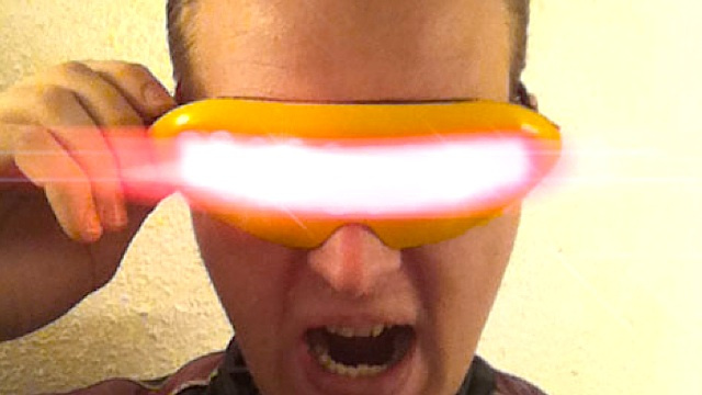 How to make your own Cyclops visor for under $30