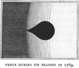 "The 300-Year-Old Mystery of Why Venus Causes the ""Black Drop Effect"""