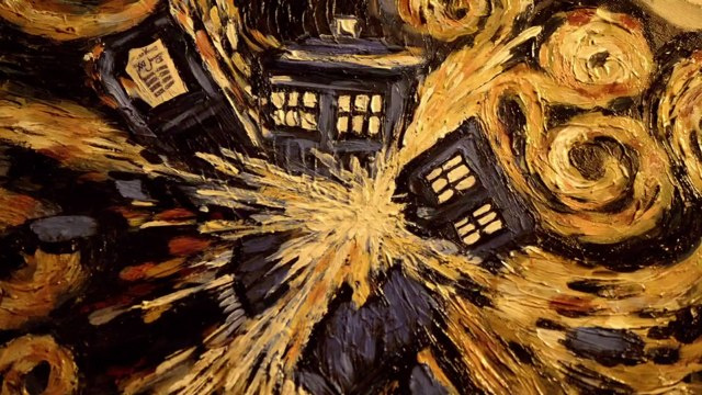 Beloved Doctor Who scribe scores his own time travel movie