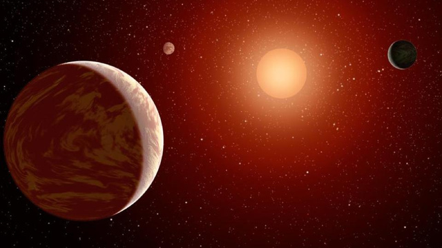 Life might not be possible around red dwarf stars