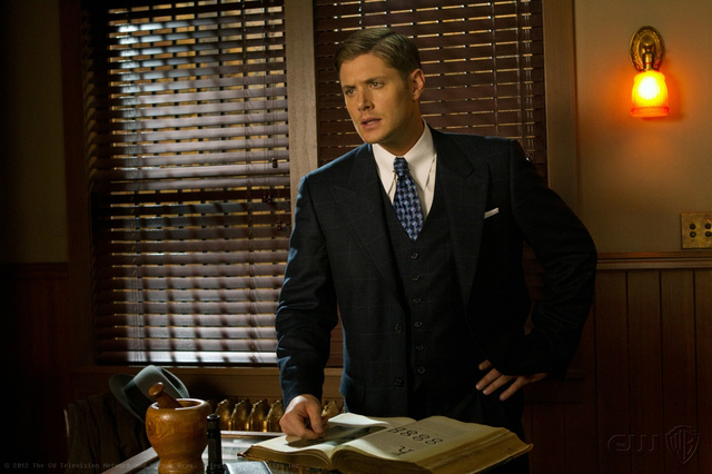 "Supernatural Episode 12 ""Time After Time After Time"" promo pics"
