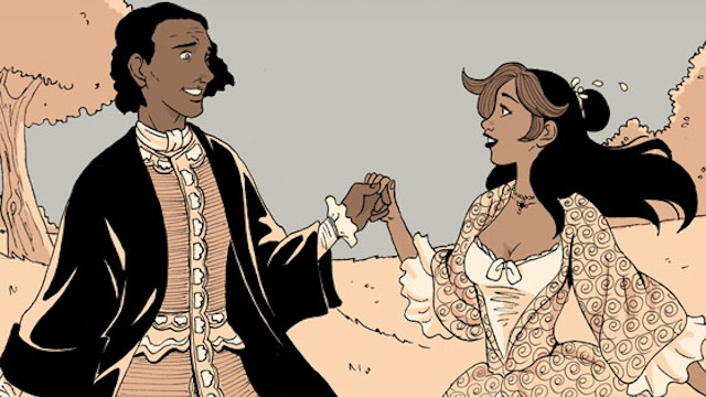 Erstwhile Tales is a webcomics collection of Grimm's less popular fairy tales
