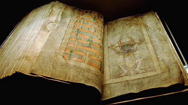 Codex Gigas: Devil's Bible or Just an Old Book?