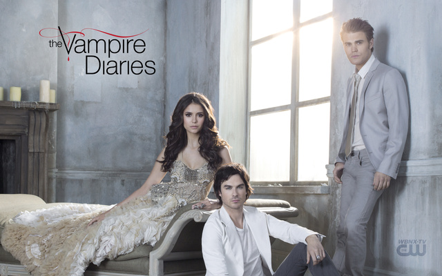 Vampire Diaries Wallpaper Gallery
