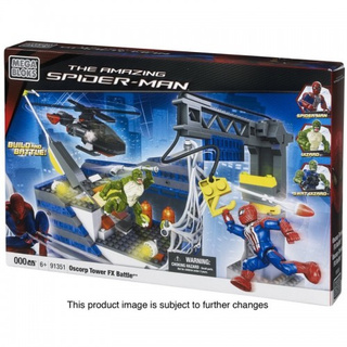 Amazing Spider-Man Toys
