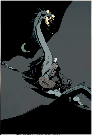 Mike Mignola tells us Hellboy's big plans for 2012