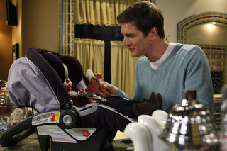"Chuck Episode 8 ""Chuck vs The Baby"" promo pics"