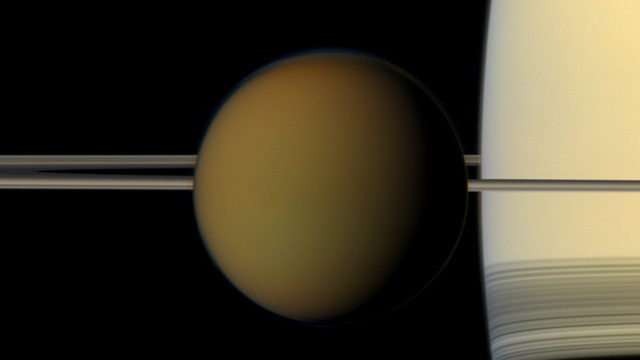 Absolutely Stunning Photos of Saturn's Moon Titan