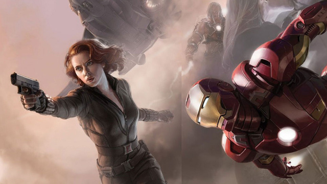 Marvel announces The Avengers will look like total garbage in 3-D