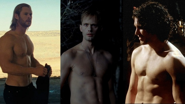 Vote for the most excellent beefcake of 2011