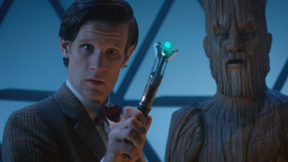 This Week's TV: <em>Doctor Who</em> does Christmas <u>and</u> Narnia!
