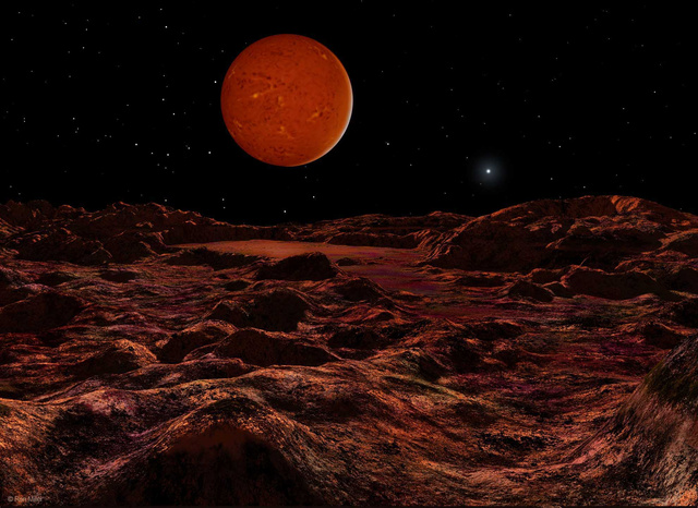 10 Extraordinary Exoplanets Discovered in 2011: A Gallery