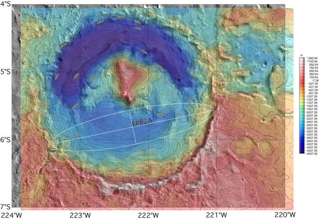 "Why the mysterious Gale Crater is an ""ideal landing site"" for the new Mars rover"