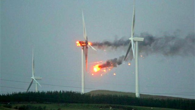 The winds of Scotland are waging war on fun and renewable energy