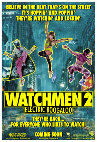 We Warned You: Watchmen 2 is really happening.