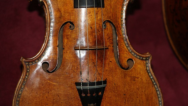 CT scanners can perfectly recreate the legendary Stradivarius violins