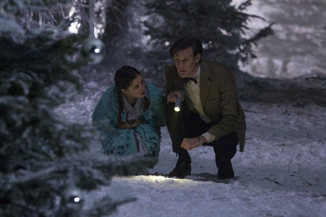 Doctor Who Christmas Episode Gallery