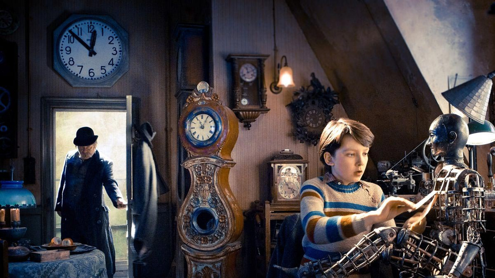 Our future robot overlords will be obsessed with Martin Scorsese's <em>Hugo</em>