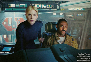 First images from Ridley Scott's Prometheus play with the Alien mythology