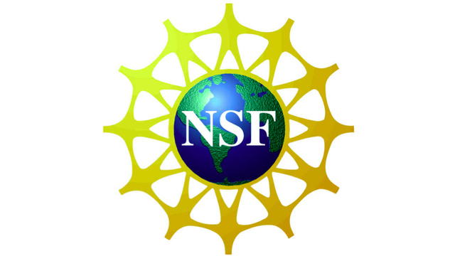 The National Science Foundation is slated to receive a 2.5% increase in its 2012 budget!