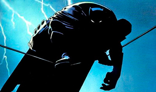 Frank Miller reveals how his Batman would respond to Occupy Wall Street