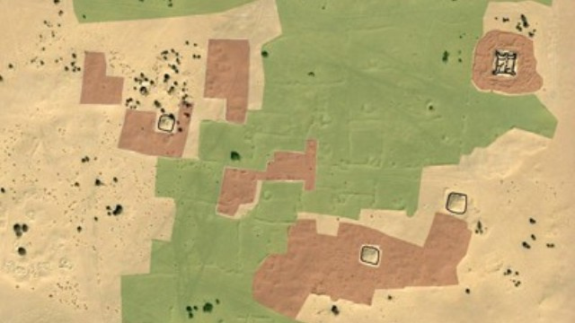 Satellites reveal Libya's lost 2,000-year-old cities