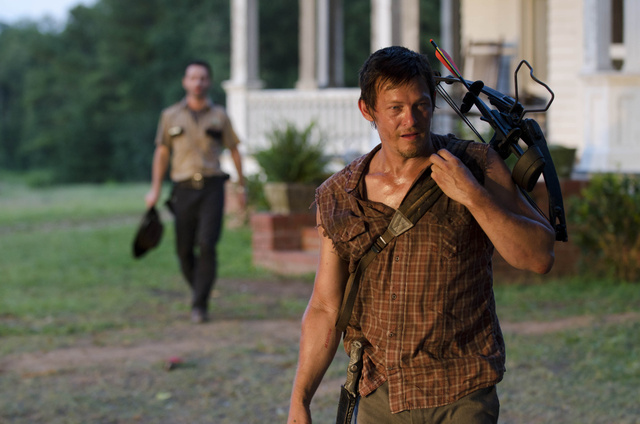 "Walking Dead Episode 4 ""Cherokee Rose"" promo pics"