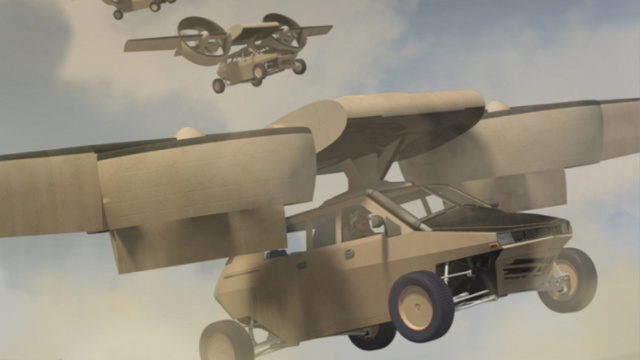 DARPA is one step closer to its flying Humvee