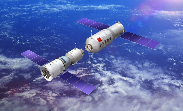 China moves closer to having the world's only space station