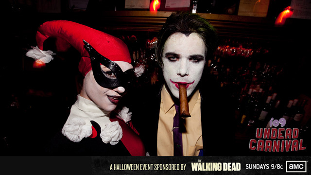 The Sexiest Zombie Pictures from io9's Undead Carnival!