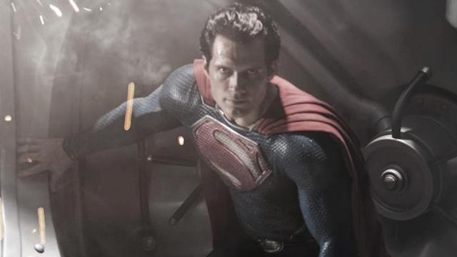 Henry Cavill tells us why you don't need to be American to play Superman