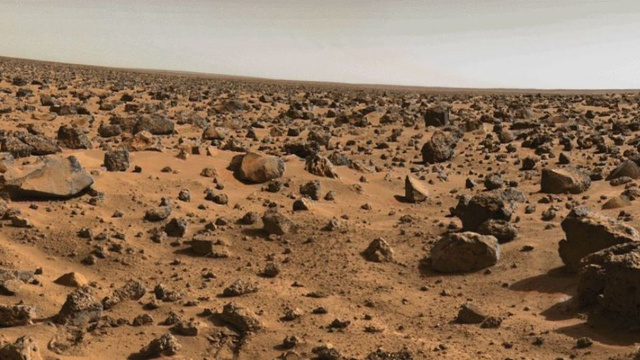How one mineral could reveal exactly when Mars was covered in water