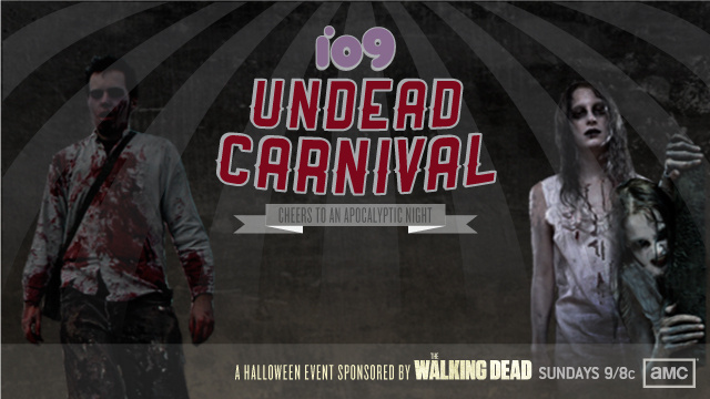 LIST CLOSED: Undead Carnival in NYC this Thursday, sponsored by io9 and The Walking Dead!