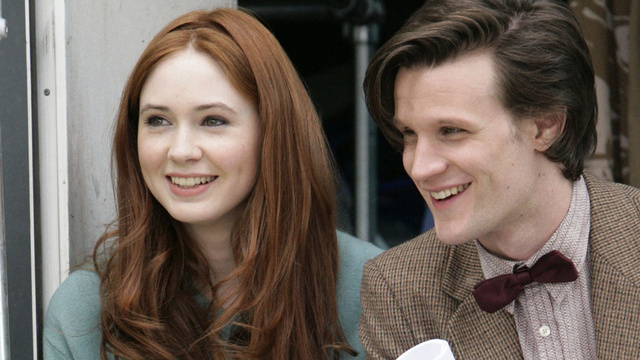 Matt Smith Quitting Doctor Who Next Year?