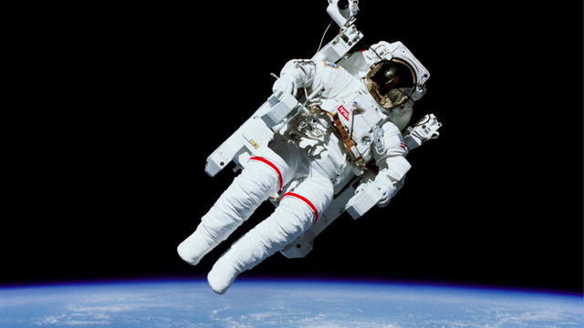 "Scientists are working on a ""tractor beam"" that could recover astronauts floating in space"