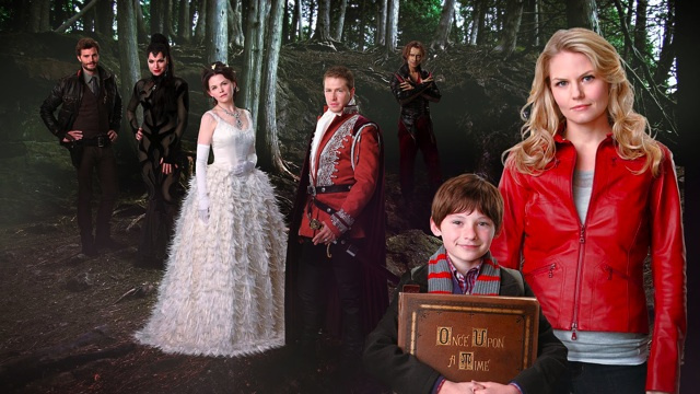 On the TV show Once Upon a Time, all of your favorite fairy tale characters are trapped in Maine