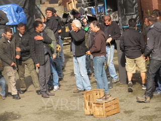 Fringe Set Pictures Part 1