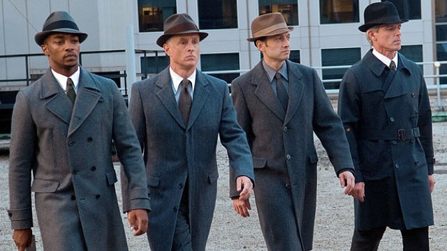 A whole TV show about the Adjustment Bureau and their magical fedoras?