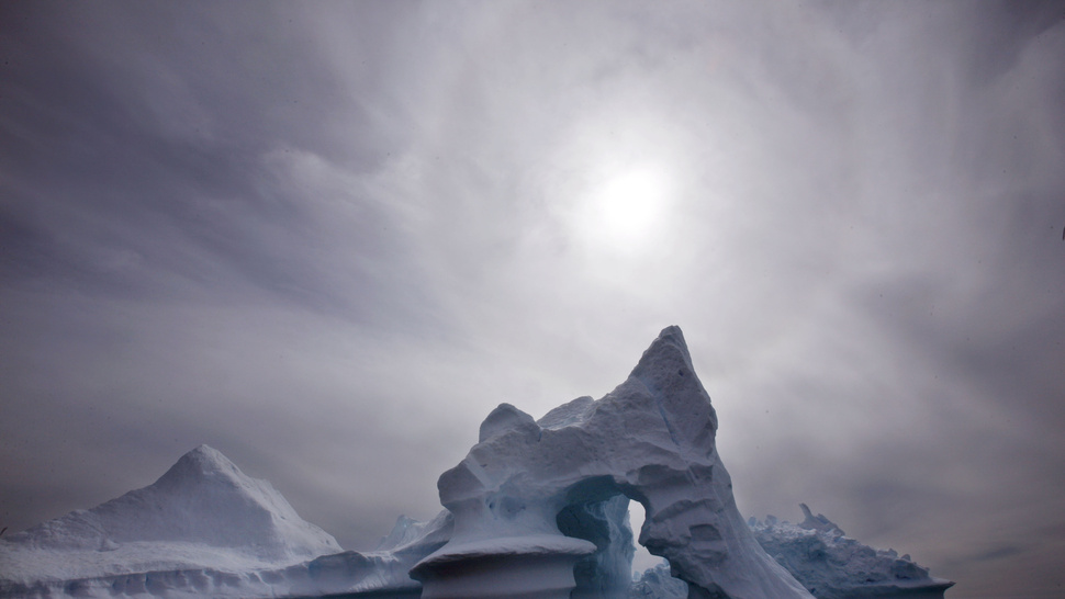 Still doubtful that the Arctic ice is melting? Shipping companies are banking on it