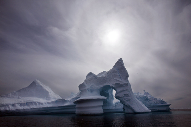 2010 will be remembered as the year the Arctic Ocean became a trade route