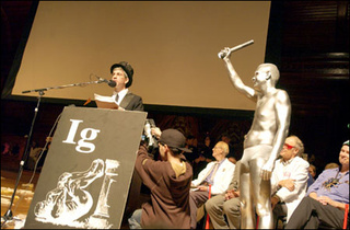 And now . . . the winners of the 2011 Ig Nobel Prizes