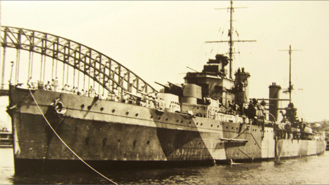 How to find a long-lost sunken battleship — using psychology