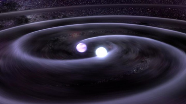 Gigantic gravitational waves could explain the universe's biggest mysteries