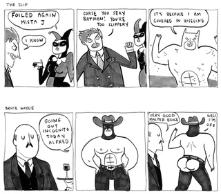 What's it like to write a webcomic about Jules Verne and Sexy Batman? Hark! A Vagrant's Kate Beaton tells us
