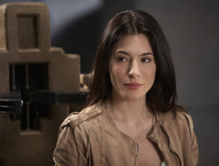 "Promo photos from Warehouse 13 episodes 3.11, ""Emily Lake,"" and 3.12, ""Stand"""